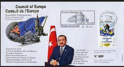 CE55-IVB : 6.10.2004 - Visite officielle du 1er Ministre de Turquie