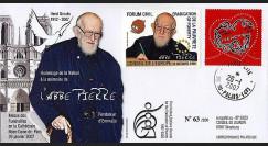 ABP2 T2 : Funérailles de l'Abbé Pierre - fondateur d'Emmaüs