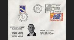 AP88Aa T1 : 1970 - Hommage du Parlement eur. au Général de Gaulle