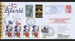CE56-Ia : 2005 - Visite des Pdts d'Ukraine et de Géorgie RECOMMANDEE
