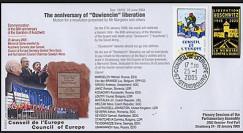 CE56-IC : 2005 - Commémoration des 60 ans de la libération d'Auschwitz