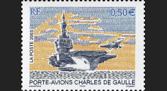 PADG 03NF : 2003 - TP Porte-avions de Gaulle