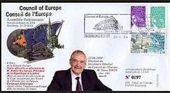 CE55-IIIA : 22.6.2004 Election du Secrétaire général du Conseil de l'Europe