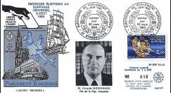 EPE14LB : 1984 - Elections au Parlement européen - Mitterrand
