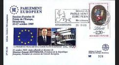 PE201 : 1989 - Présidence française CEE par le Pdt Mitterrand