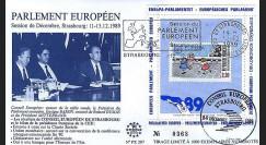 PE207 : 1989 - Résultats du Conseil européen de Strasbourg