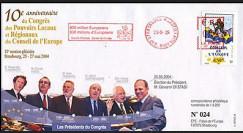 CPLRE11 : 25.5.2004 - 11e session plénière des Pouvoirs Locaux