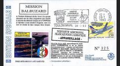 BALB 1 : 1993 - Mission Balbuzard - Guerre en ex-Yougoslavie