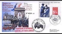 BAST-02-1 : 2002 - Défilé 14 juillet - tentative d'attentat sur Chirac