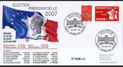 EP07-1 : 2007 - Elections présidentielles 2007 - 1er Tour