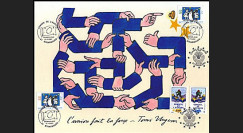CE54-PJF : 18.10.2003 Feuillet l'Union fait la Force
