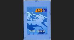 PE445-6NF : 2002 - TP Finlande pour l'introduction de l'Euro