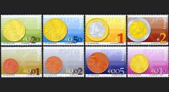 PE445-9NF : 2002 - TP Portugal pour l'introduction de l'Euro