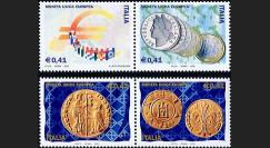 PE445-10NF : 2002 - TP Italie pour l'introduction de l'Euro