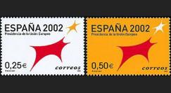 PE445-11NF : 2002 - TP Espagne pour l'introduction de l'Euro