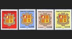 PE445-13NF : 2002 - TP Andorre (France) pour l'introduction de l'Euro