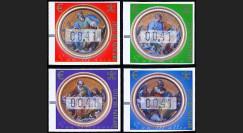 PE445-19NF : 2002 - TP Vatican pour l'introduction de l'Euro