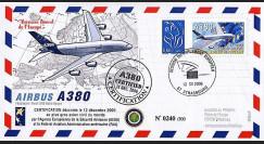 A380-40T1 (PE529) : 2006 - Vaisseau Amiral de l'Europe - Certification de l'A380
