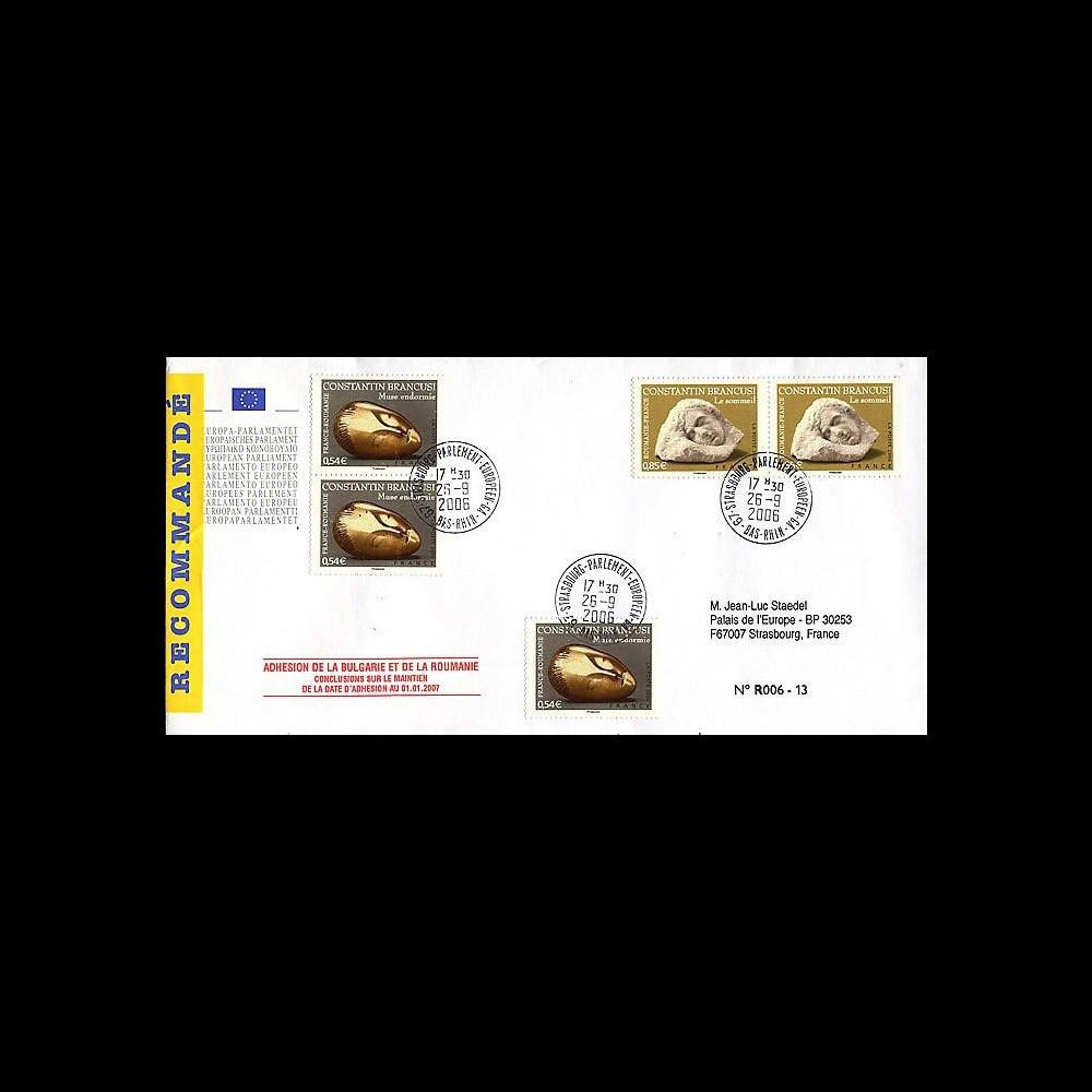 PE523a : 2006 - Maintien de la date d'adhésion de Bulgarie et Roumanie à l'UE