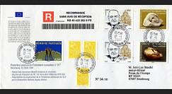 PE534a : 2007 - Election du Pdt du PE et visite de Angela Merkel