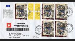 PE535a : 2007 - Visite officielle du Président italien