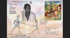 GAND-98 : 1998 - 50e anniversaire de la mort de Gandhi