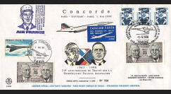 PE365 T1 : 1998 - Concorde vol Stuttgart - Paris - Traité franco-allemand