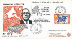 AP67 : 1967 - Conférence de presse du Général de Gaulle