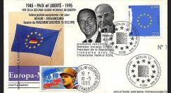 PE304 T1 : 1995 - 50e anniversaire de la Victoire du 8 mai 1945