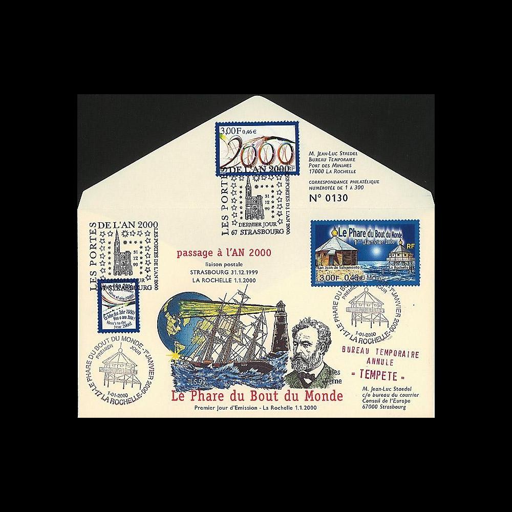 2000-2PH : 31.12.1999 - Passage à l'An 2000 sur les traces de Jules Verne