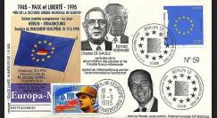 PE304 T2 : 1995 - 50e anniversaire de la Victoire du 8 mai 1945