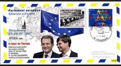 PE538 : 2007 - Visites des 1er ministres italien et néerlandais