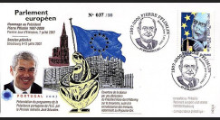 PE541 : 2007 - Président Pfimlin et Présidence portugaise de l'UE