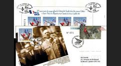 DG02qc-3 : 2002 - Voyage officiel du Gal de Gaulle à bord du croiseur Colbert