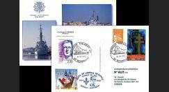 DG02qc-4 : 2002 - Voyage officiel du Gal de Gaulle à bord du croiseur Colbert
