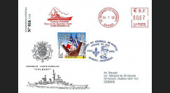 DG02qc-5 : 2002 - Voyage officiel du Gal de Gaulle à bord du croiseur Colbert