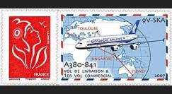 A380-50N - 2007 - TPP France livraison 1er  A380 à Singapore Airlines