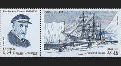 France 2007 : TP Charcot 'Emission commune France - Groenland'