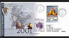 TAAF 01MIL3 : 1.1.2001 Passage au 3e millénaire